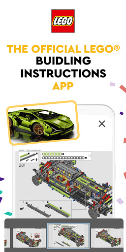 LEGO® Building Instructions apkmartins screenshots 1