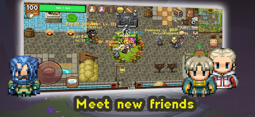 Sword of Legacy - MMORPG - MMO - RPG - Pixel - PVP screenshots 2