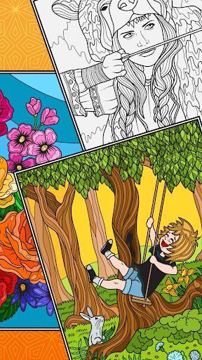 Colorish - free mandala coloring book for adults  screenshots 11