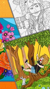 Colorish - free mandala coloring book for adults
