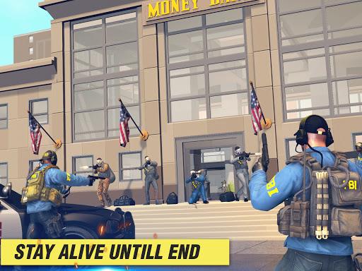 Gangster Crime Bank Robbery -Open World Games 2021 screenshots 15