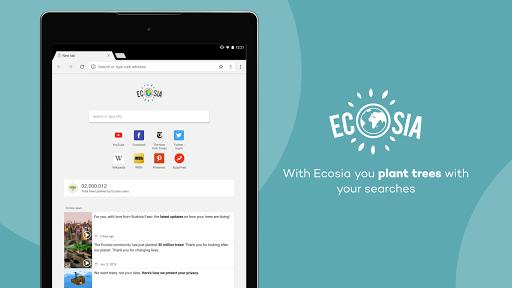 Ecosia - Trees & Privacy 4.1.4 Screenshots 6
