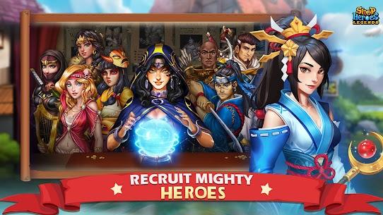 Shop Heroes Legends: Craft & Design 3