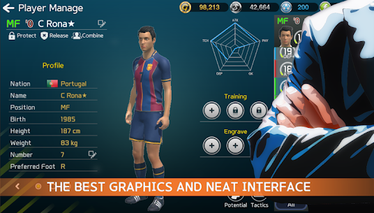 DREAM SQUAD 2 – Football Club Manager 1.2.1 Mod APK Download 1