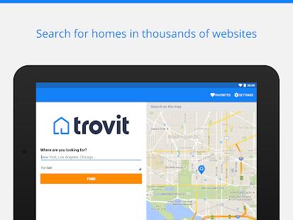 Real Estate sale & rent Trovit 4.47.5 Screenshots 11