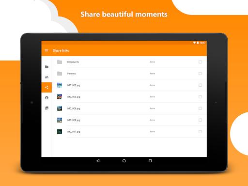 HiDrive  screenshots 10