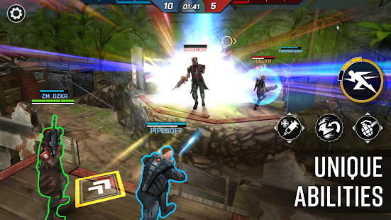 Edge of Combat Screenshot