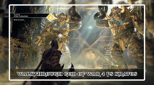 The Walkthrough for God of War 4 PS Kratos 1.0 Screenshots 5