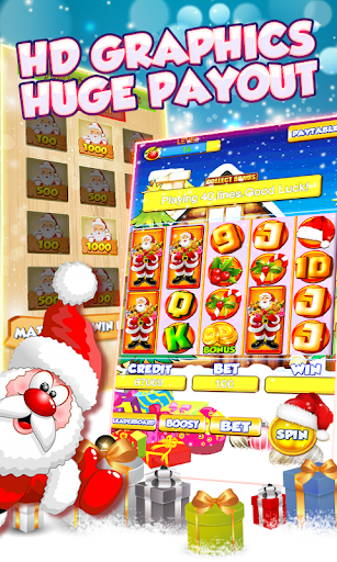Slot Machine: Christmas Slots 2.3 screenshots 2