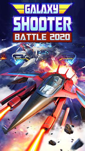 Galaxy Shooter Battle 2020 : Galaxy attack 1.0.6 screenshots 1
