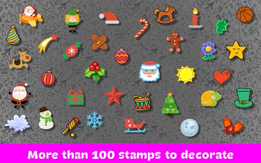 Christmas Coloring Book apkdebit screenshots 7