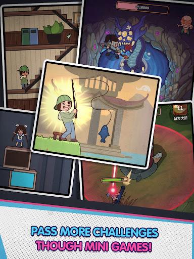 Gamer Cafe 1.0.4 screenshots 17