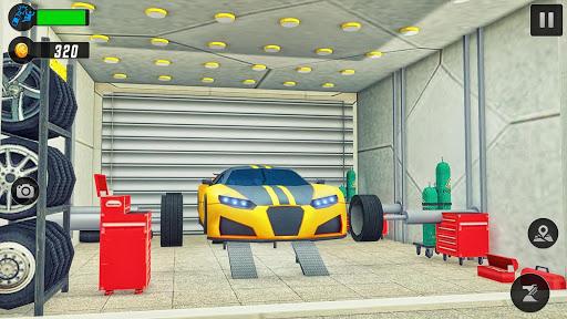 Smart Car wash Workshop: Service Garage 2021 1.2 screenshots 8