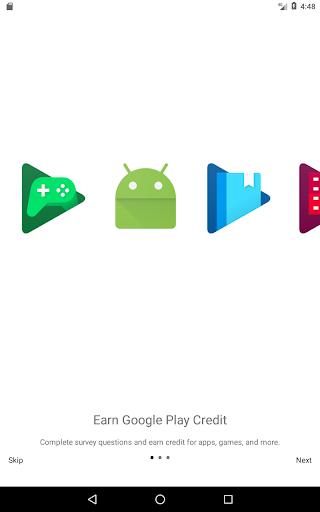 Foto do Google Opinion Rewards