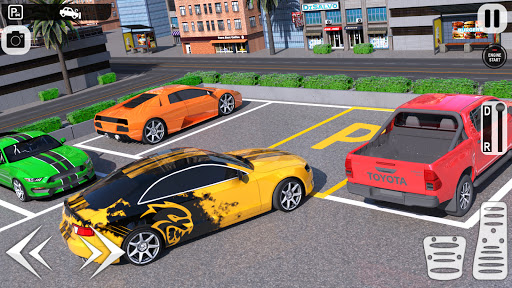 Master Car Parking 3D - Free Car Drive  screenshots 3