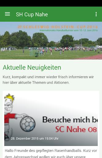 schleswig holstein cup screenshot 1
