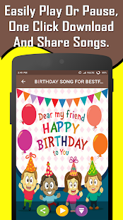 Happy Birthday Songs Offline screenshots 7
