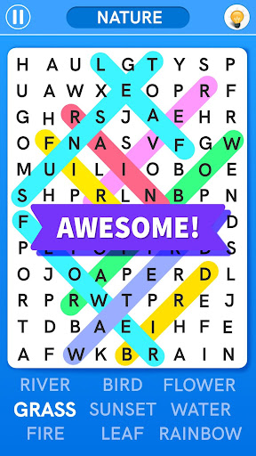 Word Search 🎯🔥🕹️ 1.4.1 screenshots 3