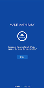 Easy Math - Learn maths at primary schools