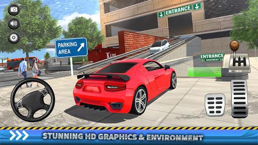 New Valley Car Parking 3D - 2021 apklade screenshots 2
