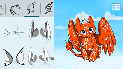 Avatar Maker: Dragons apktram screenshots 17