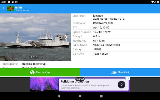 VesselFinder Free  Screenshots 11