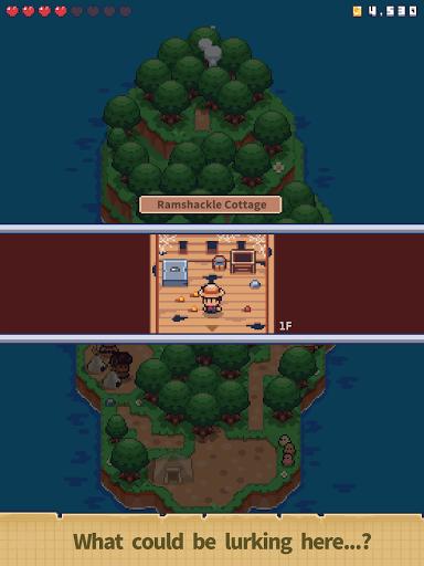 Tiny  Island Survival  screenshots 9
