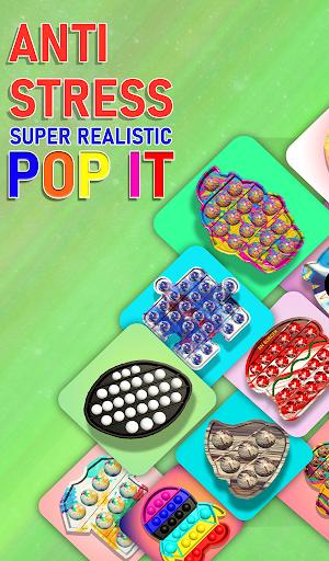 Pop it fidget toy 2! DIY calming asmr popers game 1.0.4 screenshots 9
