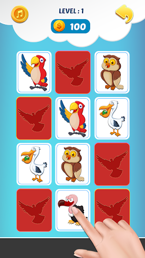 Picture Match, Memory Games for Kids - Brain Game screenshots 4