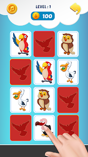 Picture Match, Memory Games for Kids - Brain Game