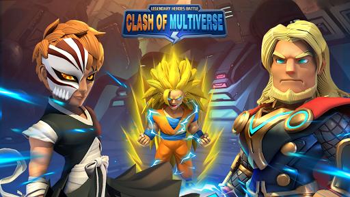 Clash of Avengers: Top Heroes Battle - Defense War 1.0.0 Screenshots 1