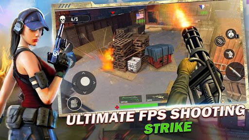 FPS OPS Shooting Strike : Offline Shooting Games screenshots 10