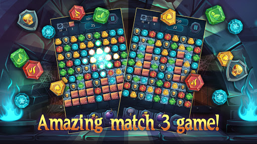 Secrets of the Castle - Match 3  screenshots 1