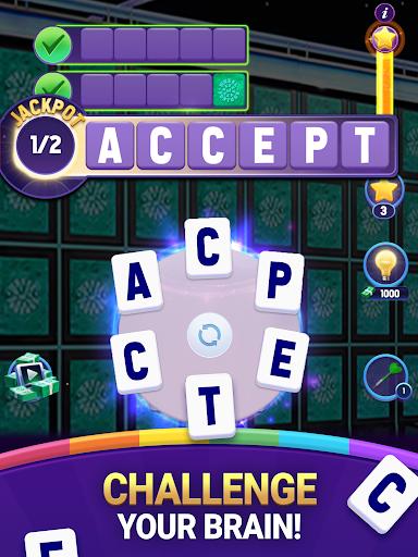 Wheel of Fortune: Words of Fortune Crossword Fun  screenshots 14