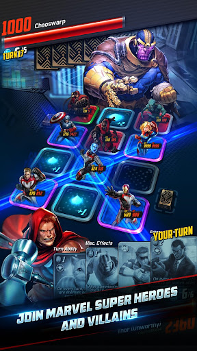 MARVEL Battle Lines  screenshots 11
