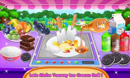 Ice Cream Rolls Maker For Pc – Free Download For Windows 7, 8, 10 Or Mac Os X 2