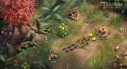 The Ants: Underground Kingdom  screenshots 23