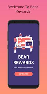 Bear Rewards: Make Money & Gift Cards Online 1