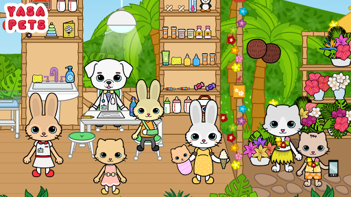 Yasa Pets Island 1.0 Screenshots 16