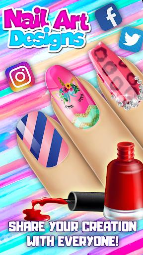 Fashion Nail Art - Manicure Salon Game for Girls 1.3 Screenshots 6