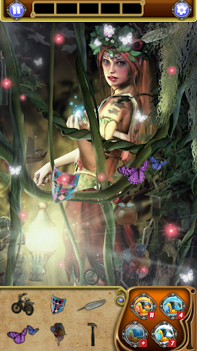 Hidden Object Elven Forest - Search & Find  screenshots 8