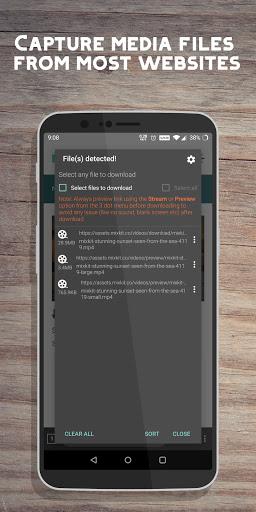 1DM+: Browser, Video, Audio, Torrent Downloader screen 2