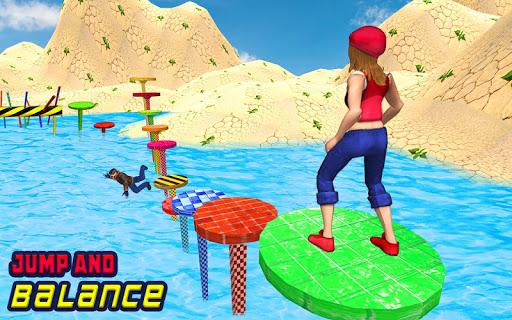 New Water Stuntman Run 2020: Water Park Free Games android2mod screenshots 9