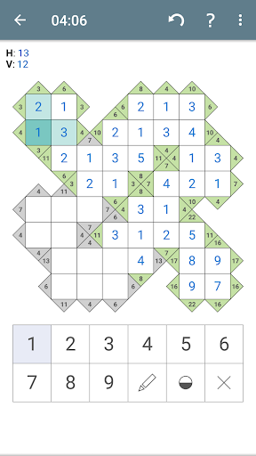 Kakuro (Cross Sums)  screenshots 4