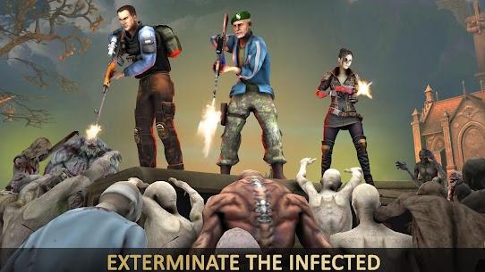 Live or Die: Zombie Survival 0.2.454 3