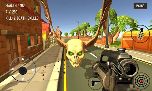 Monster Killing City Shooting 1.0.7 screenshots 3