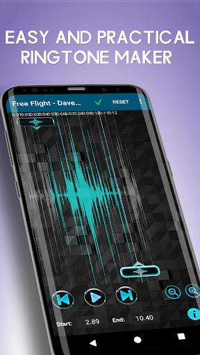 MP3 Cutter Ringtone Maker 1.2 Screenshots 2
