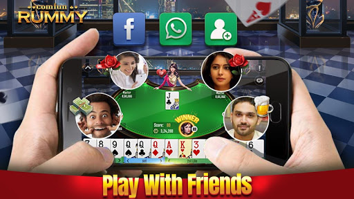 Indian Rummy Comfun-13 Cards Rummy Game Online 6.3.20201221 screenshots 4