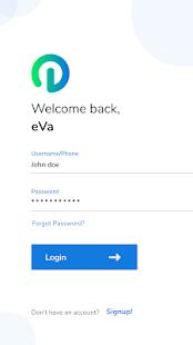 eVa - Networking, Digital Business Card | Scanner