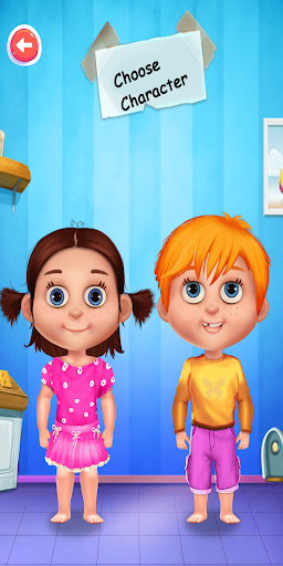 Babysitter Crazy Baby Daycare - Fun Games for Kids apkpoly screenshots 1